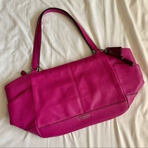 Coach • Pink Tote